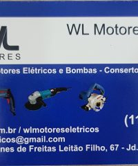 WL Motores Elétricos em São Paulo