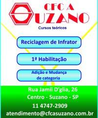 "CFC ""A"" Técnica Suzano"