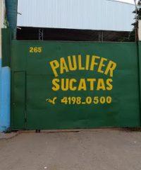 Paulifer Sucatas – Sucatas Em Barueri – SP