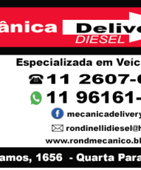 Mecânica Delivery Diesel na Zona Leste