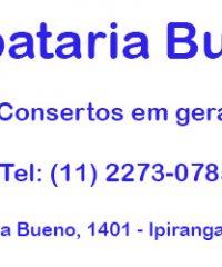 Sapataria Bueno em Ipiranga