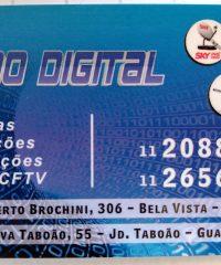 Antenas Parabólicas Mundo Digital  – Antenas em Guarulhos – CFTV