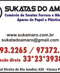 Sukatas do Amaro – Sucatas em Várzea Paulista