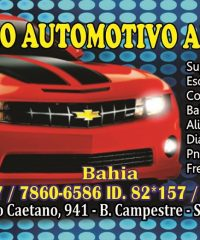 Centro Automotivo Alameda – Centro Automotivo em Santo André