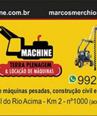 G Machine Terraplenagem em Mairiporã