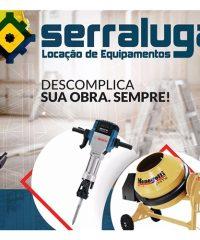 Serraluga – Locação de Equipamentos em Mairiporã