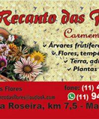 Recanto das Flores em Mairiporã