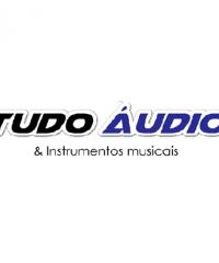 Tudo Áudio Instrumentos Musicais em SP